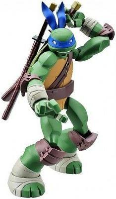 Teenage Mutant Ninja Turtles Nickelodeon Leonardo Action Fig