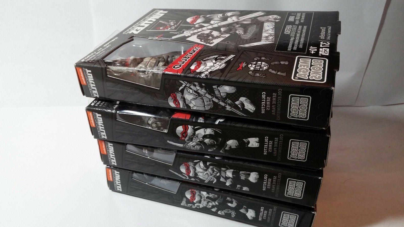 Mega Bloks Eastman & Series Set Of - Free