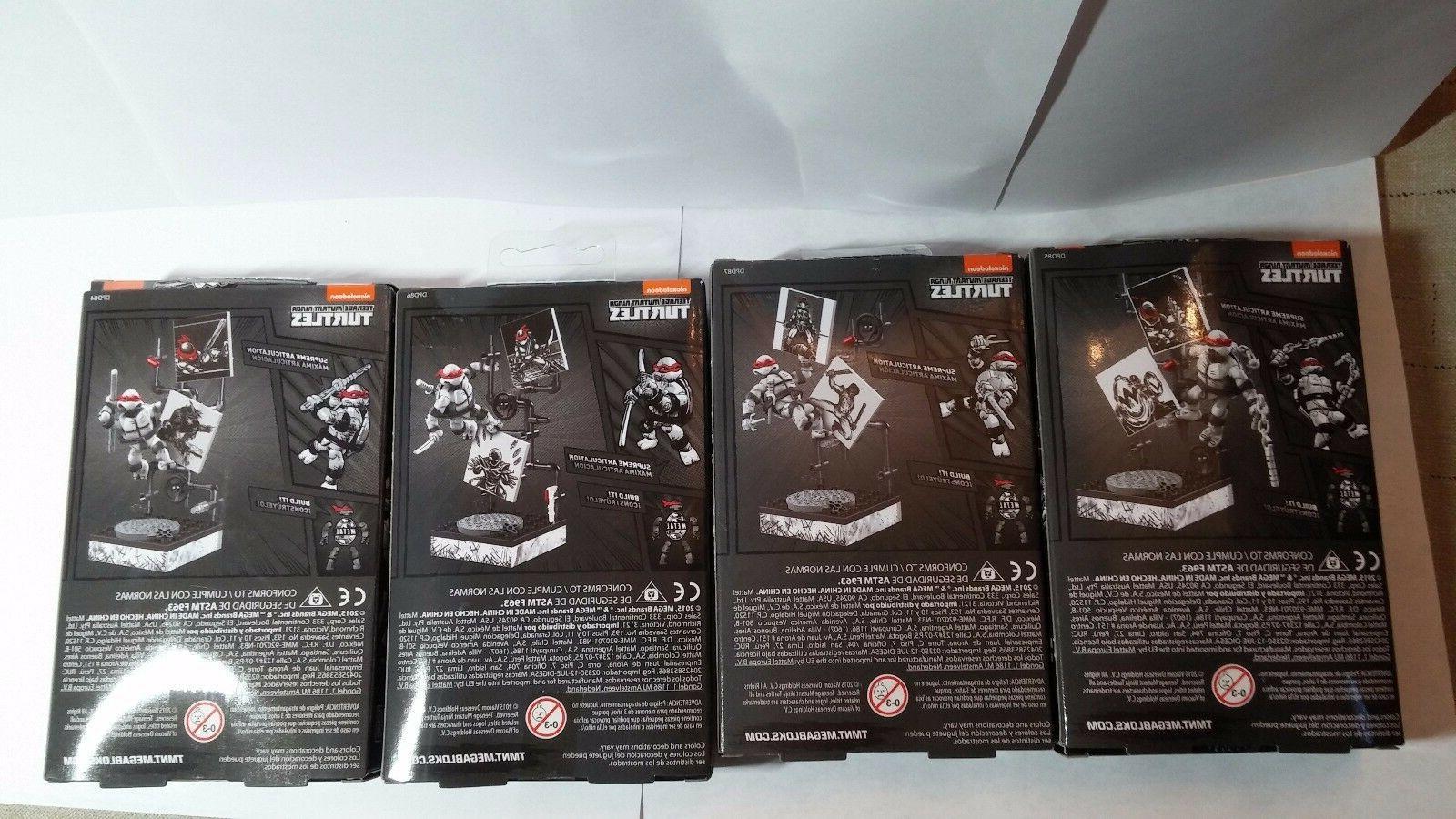 Mega Bloks Eastman Series Set -