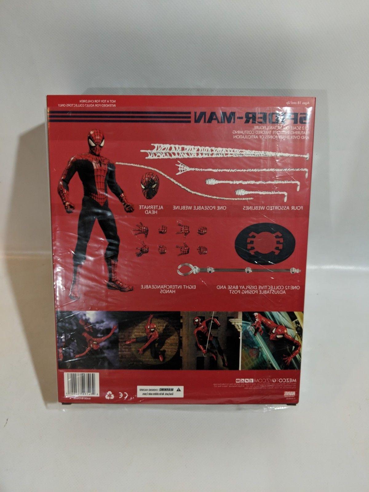 Mezco One:12 Comics Deadpool Figure