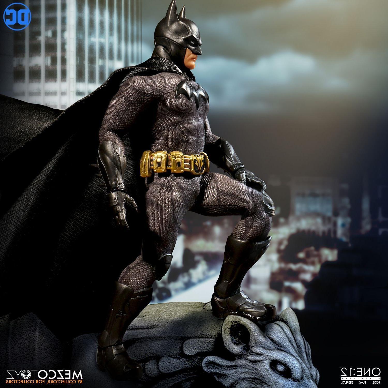 MEZCO Batman Sovereign NOW!!!!