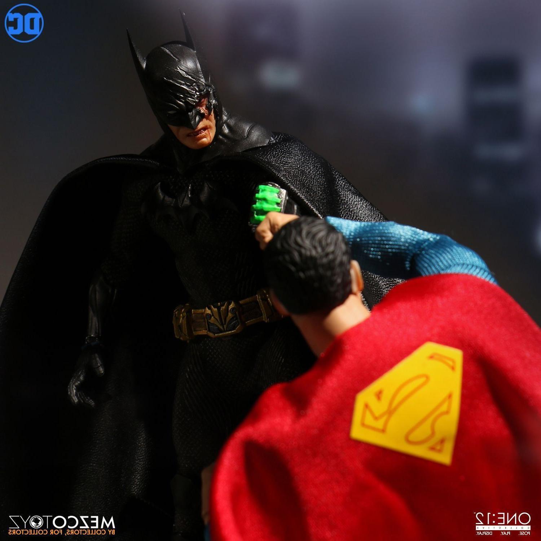MEZCO ONE Batman Knight IN STOCK NOW!!!!