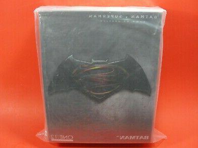 Mezco One:12 Collective Batman V Superman 2 Set