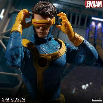 Mezco X-Men Action