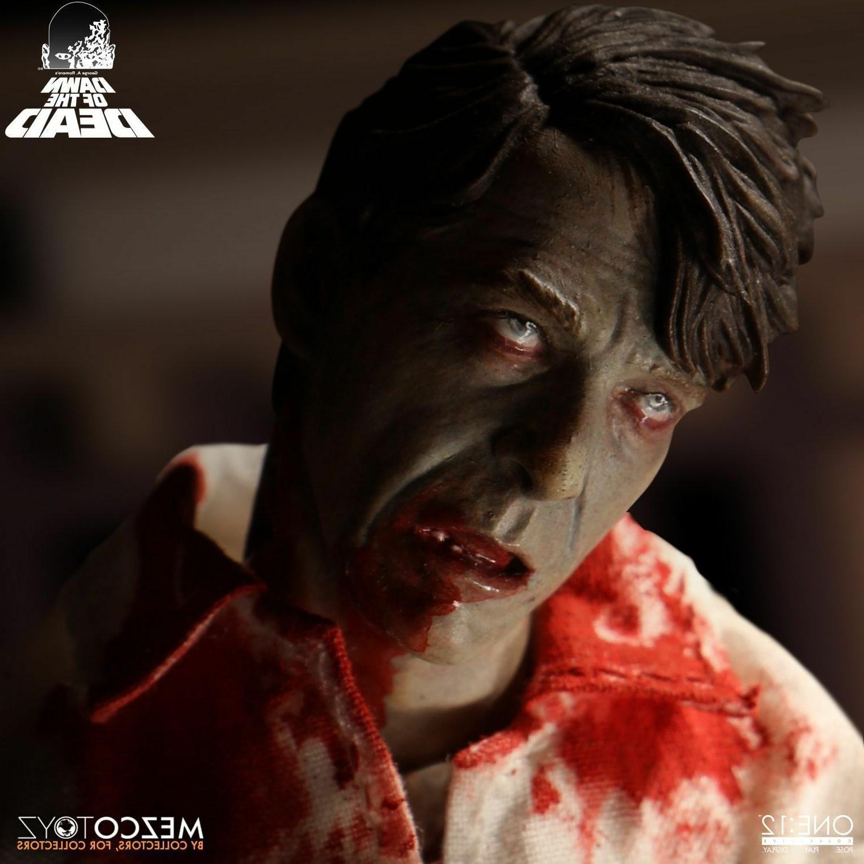 Mezco of the Set Horror Zombie Romero