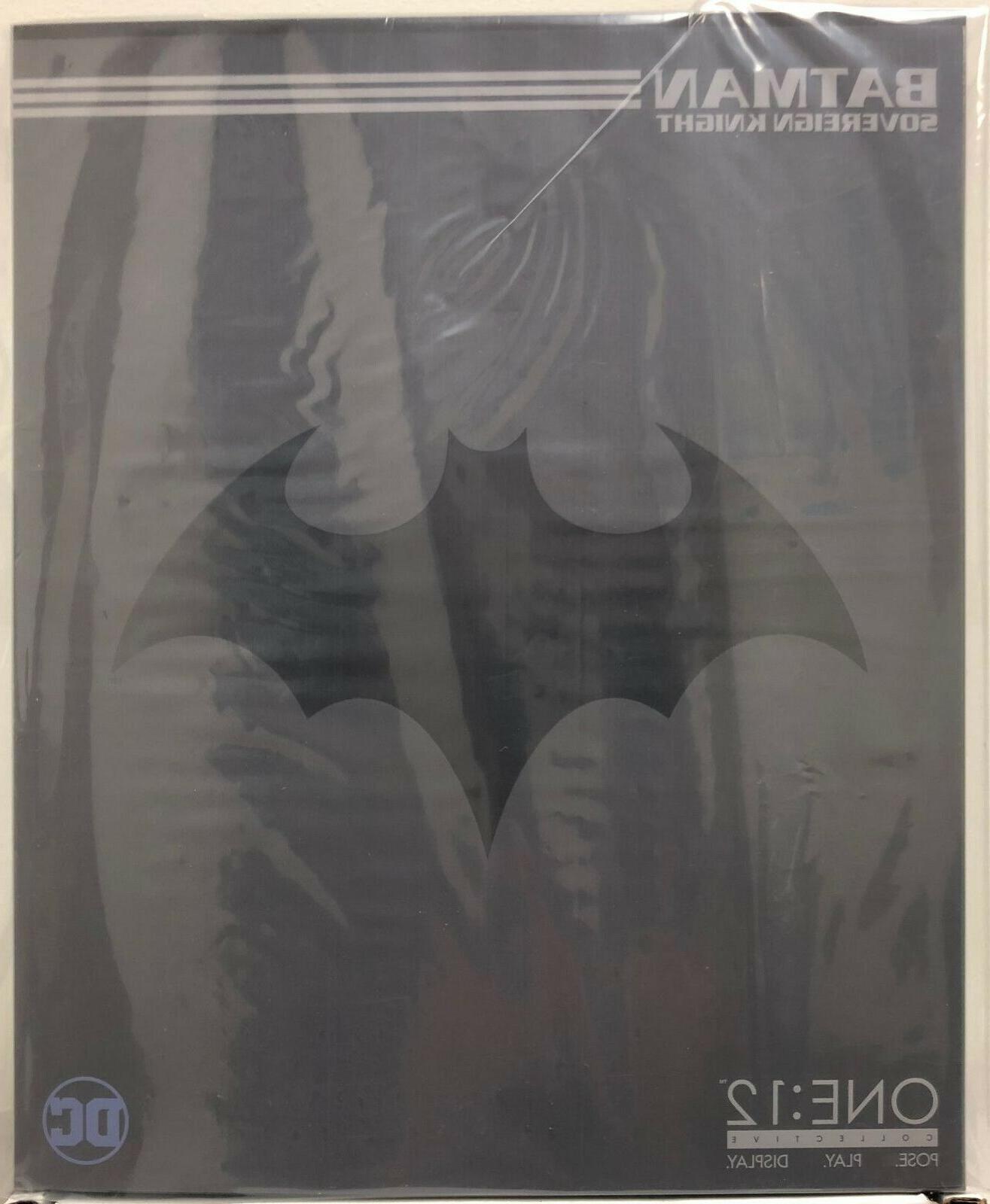 Mezco Batman Action Figure IN USA
