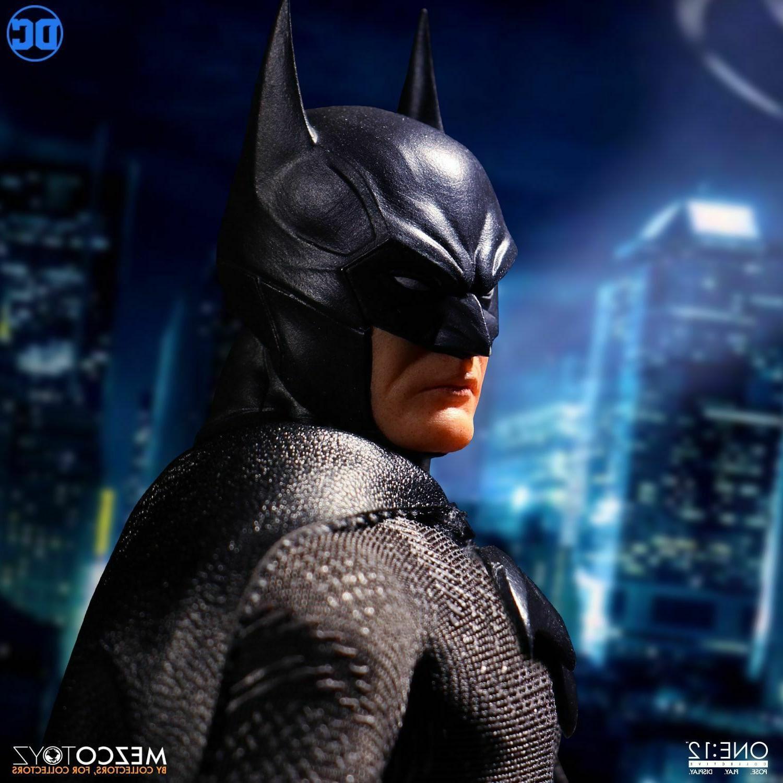 Mezco Collective DC Batman Sovereign Knight Figure