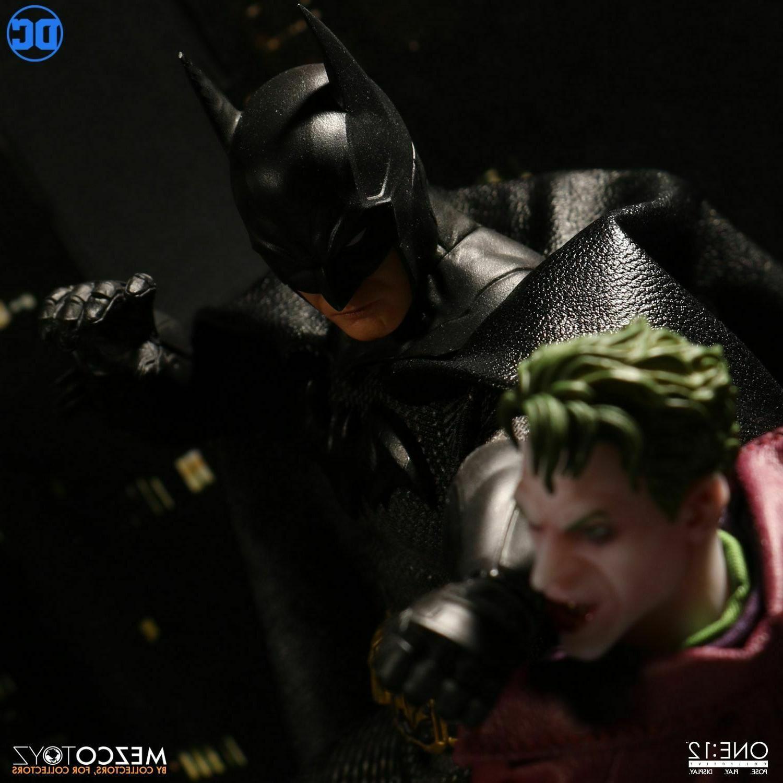 Mezco Collective Batman Action