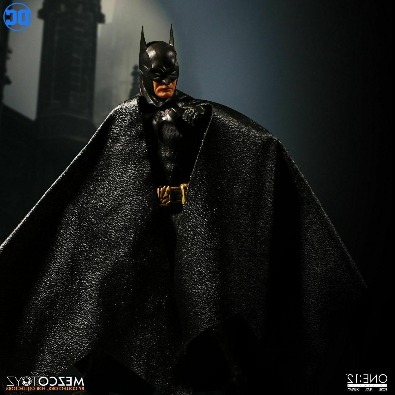 Mezco Batman Figure IN