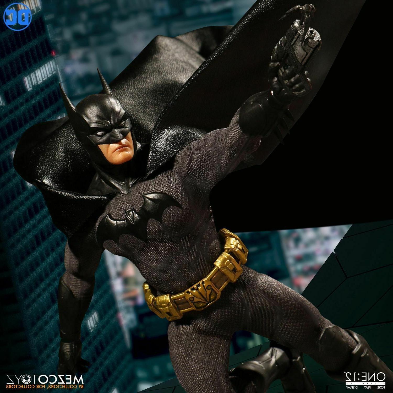 Mezco Collective Batman Sovereign Figure