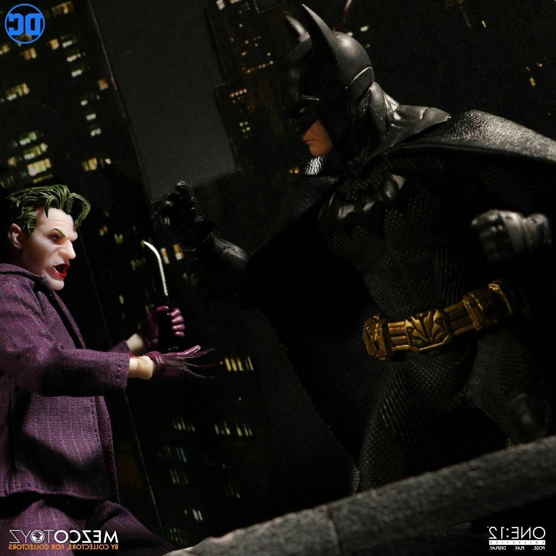 Mezco Collective Batman Knight