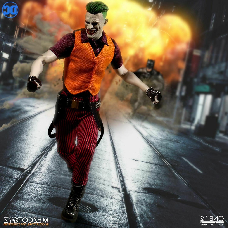 Mezco One 12 DC Joker Figure