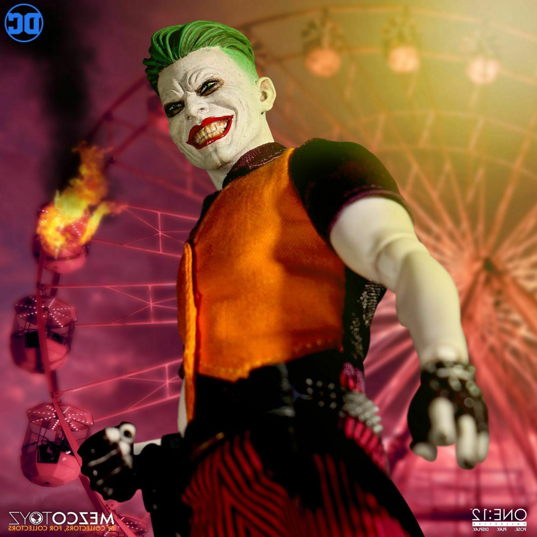 Mezco Collective DC Clown of Crime Figure