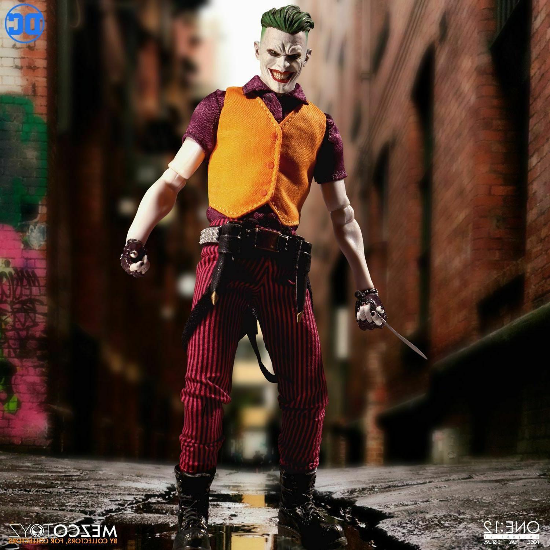 """Mezco 12 Collective DC Joker of 6"""" Figure In Stock"""