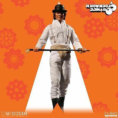 Mezco A Clockwork Orange Delarge Action Figure