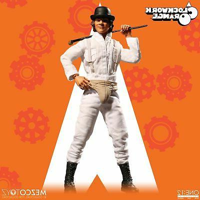 Mezco One:12 Collective Horror A Clockwork Orange Delarge Action Figure
