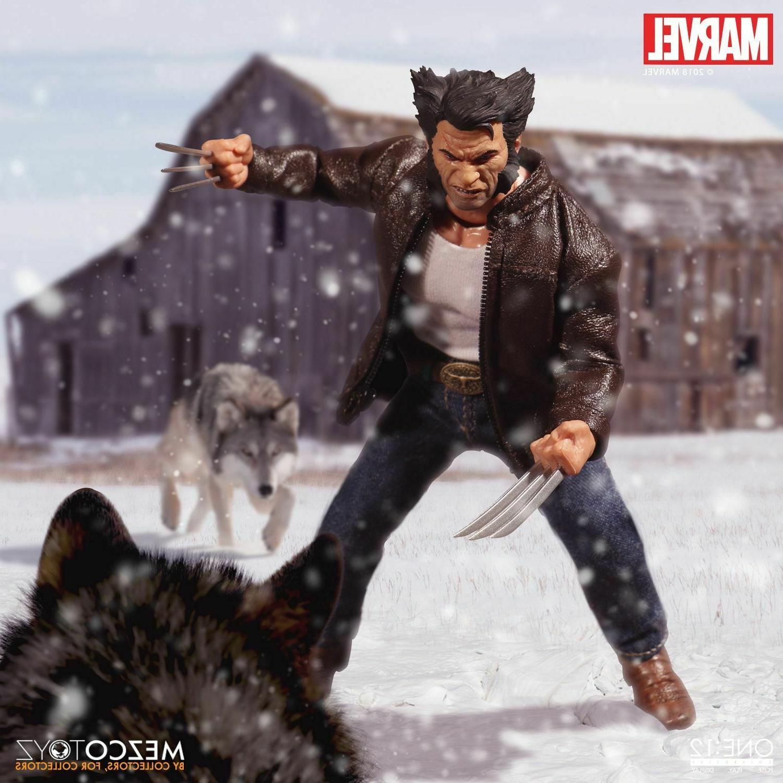 Mezco Logan Wolverine