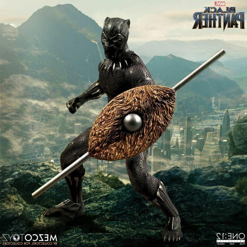 Mezco Black Panther 1/12 Action Figure Pre-Order