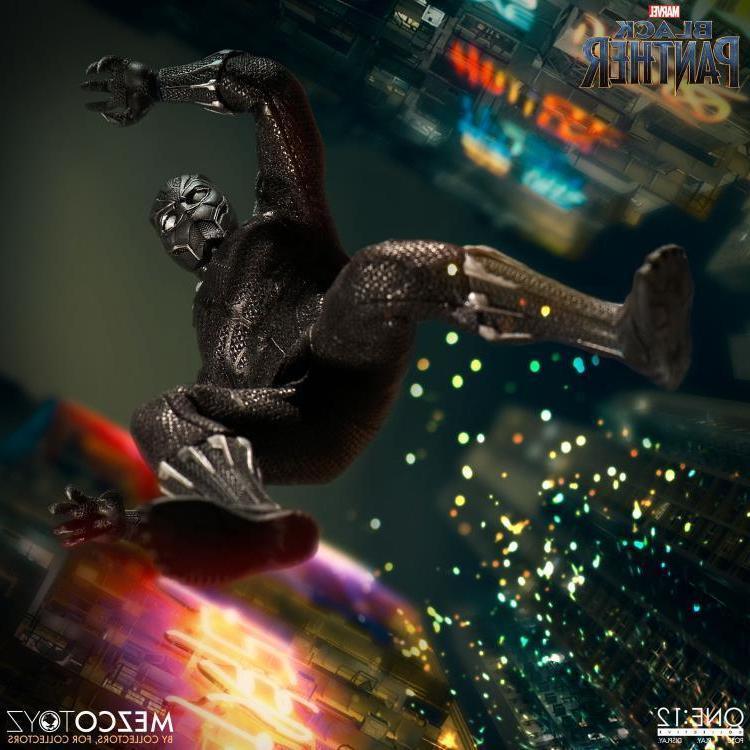 Mezco Black Figure Pre-Order