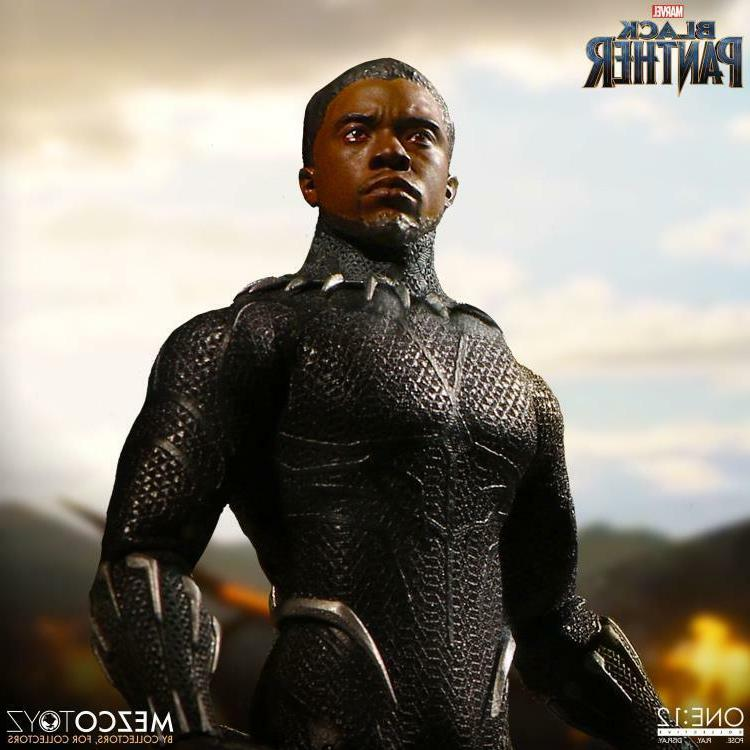 Mezco Collective Black Panther Action Figure