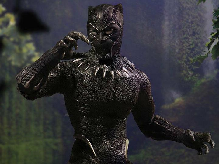 Mezco Collective Black Panther Figure