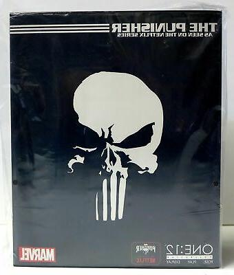 Mezco Toyz One:12 Collective Marvel Punisher Action NEW