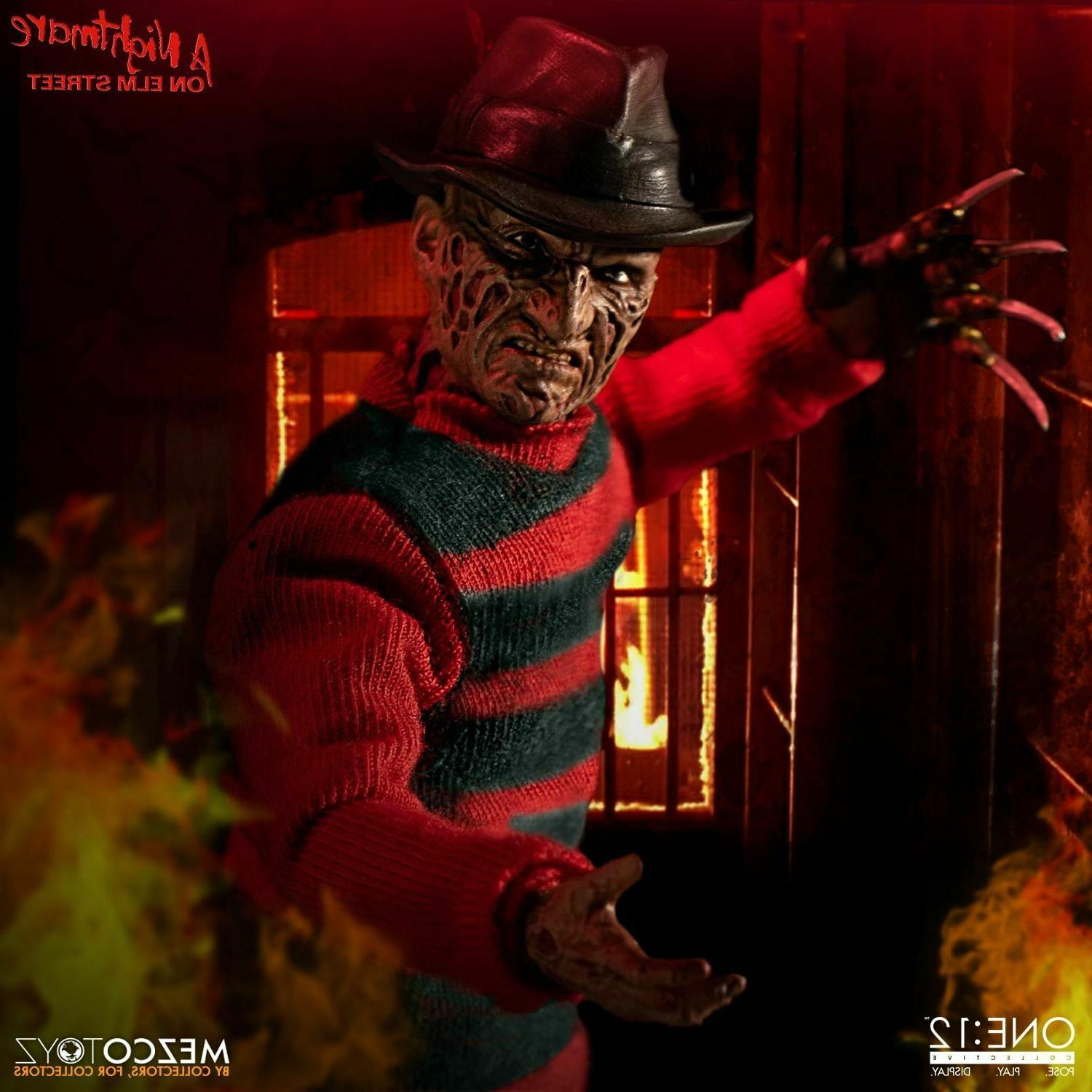 Mezco Collective on Krueger Action NEW