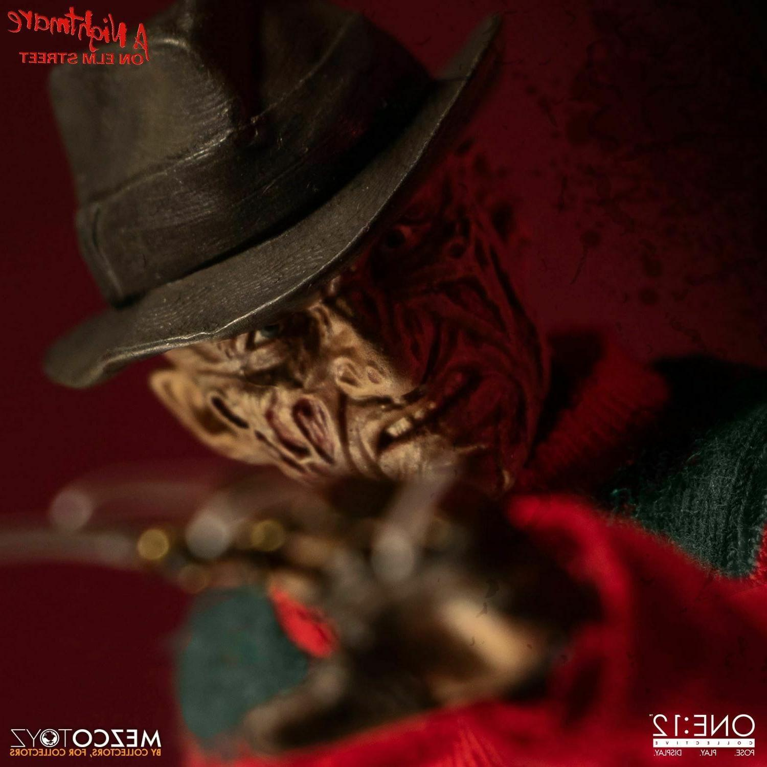 Mezco Collective Nightmare on Elm Krueger Action Figure