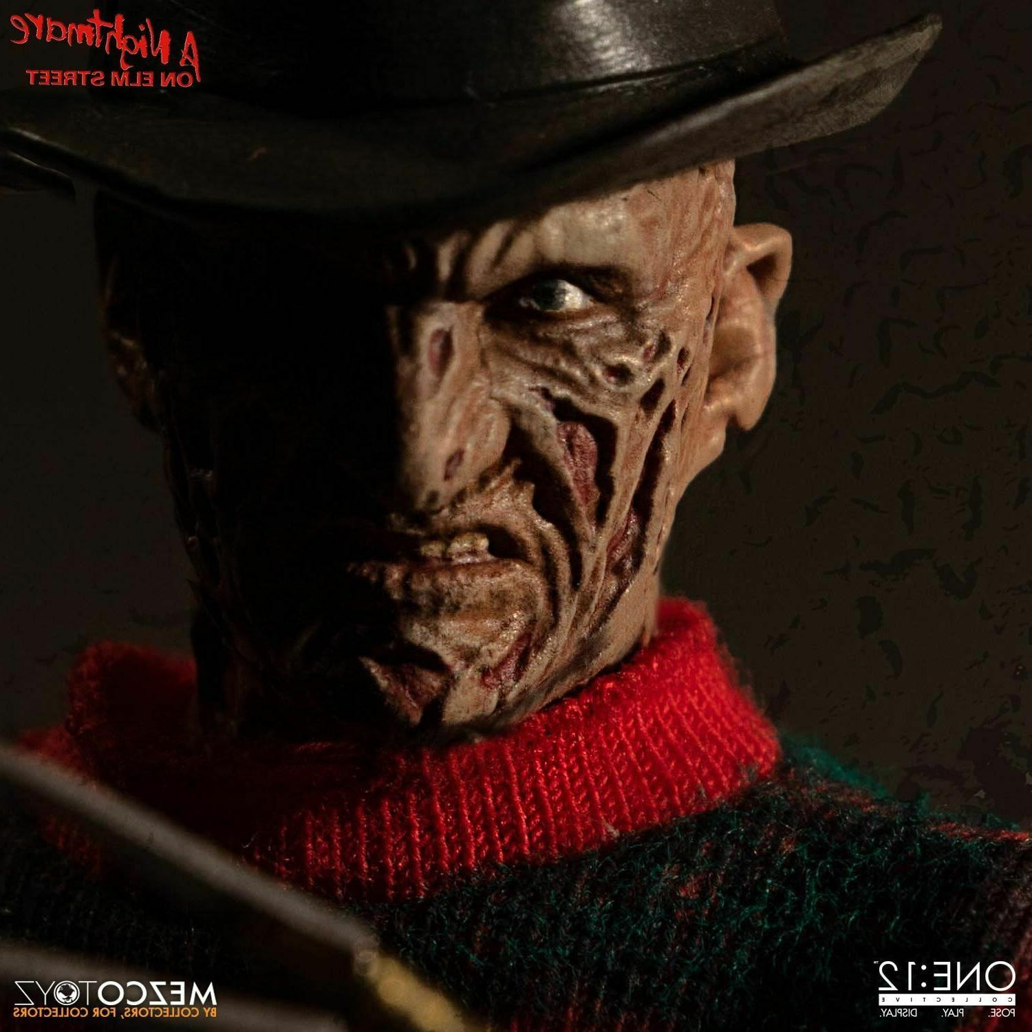 Mezco One:12 Collective Nightmare on Street Krueger Figure