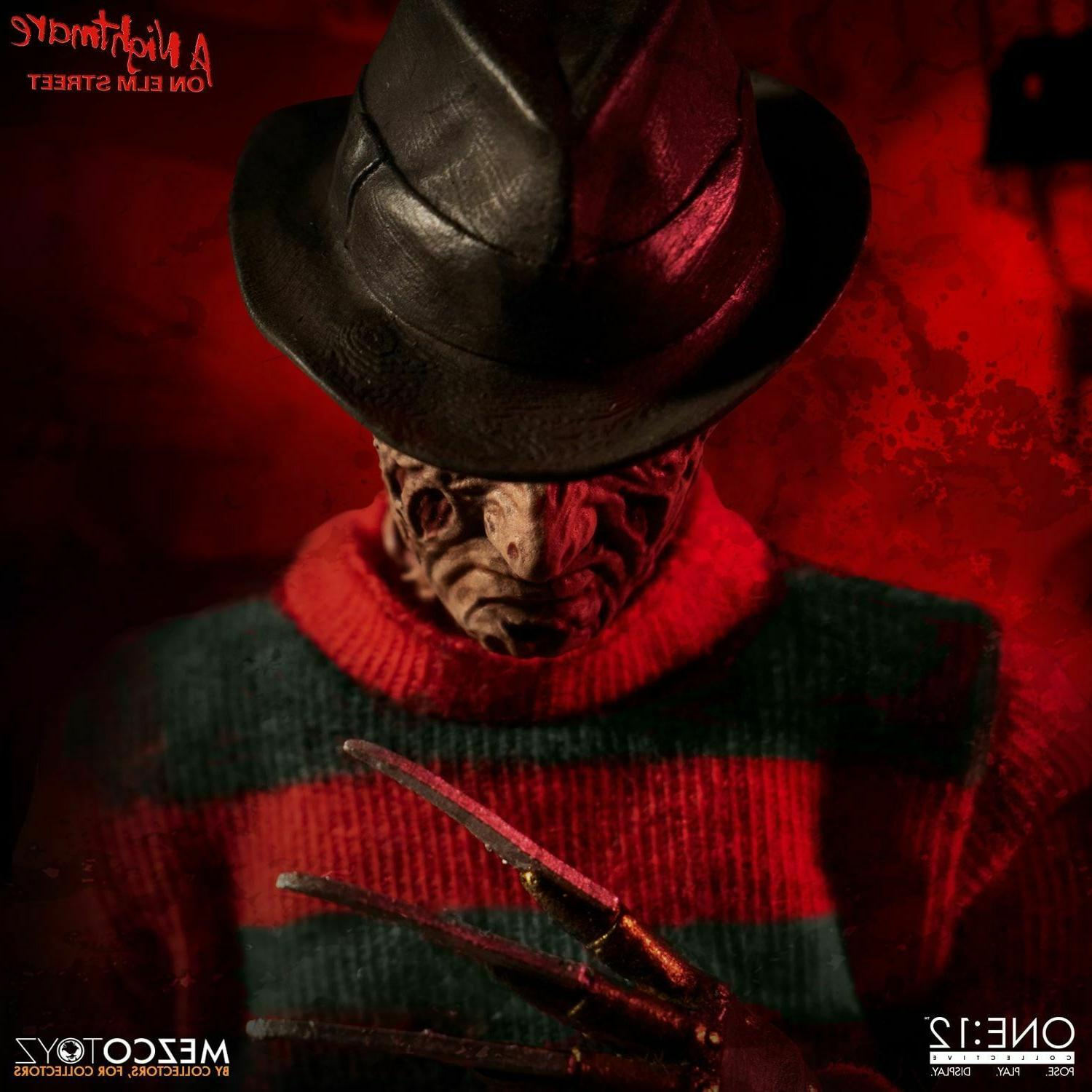 Mezco One:12 on Elm Street Krueger