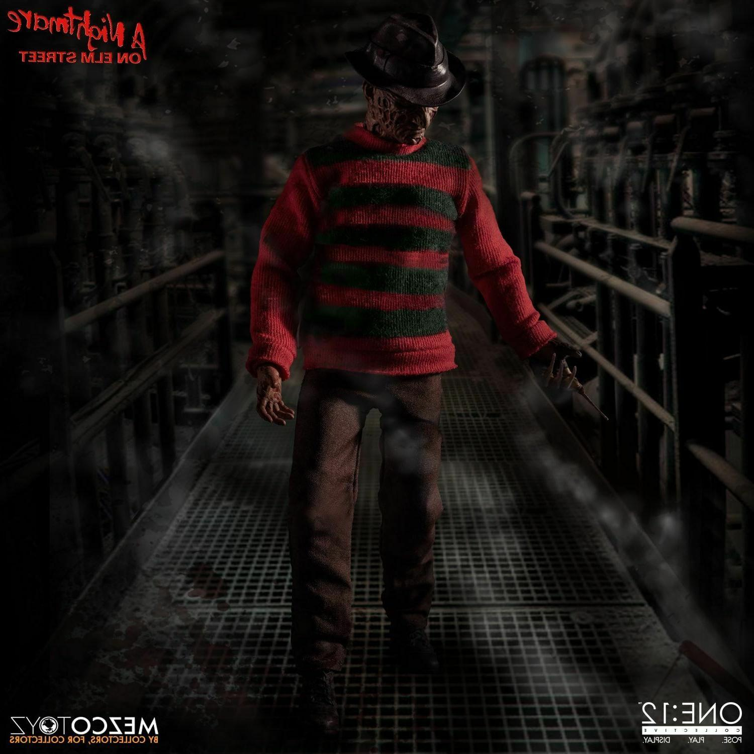 on Krueger Action NEW