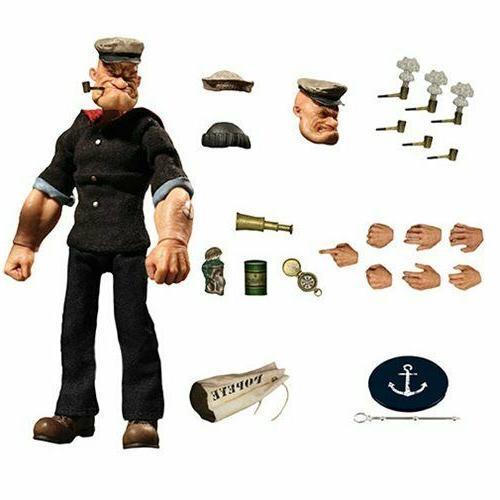 One:12 Popeye | Deluxe Figure