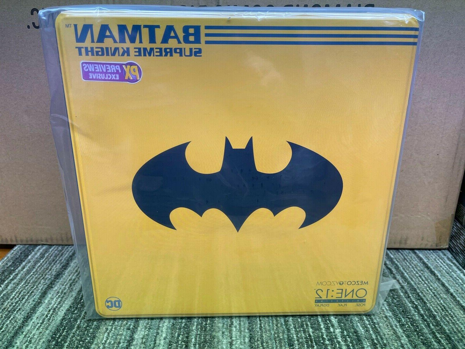 one 12 px supreme knight batman