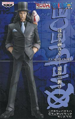 Banpresto One Piece HSCF #19 Rob Rucci  Figure  NEW   US SEL