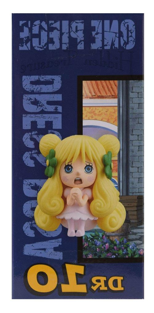 BANPRESTO ONE PIECE WCF DRESSROSA V2 PRINCESS MANSHERRY figu