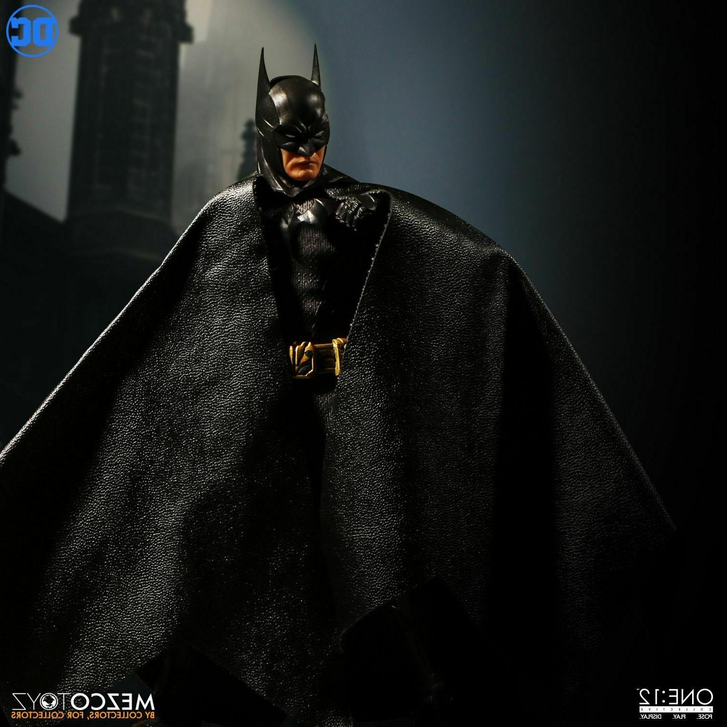 Mezco One12 Comics SOVEREIGN Action In Stock