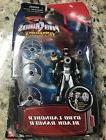 Power Rangers Operation Overdrive Gyro Launcher Black Ranger