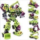 Weijiang Oversized Transformers Devastator Robots Action Fig