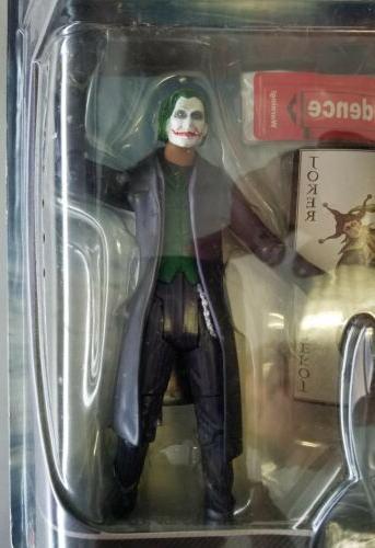 Mattel Dark Knight Figure w/Crime