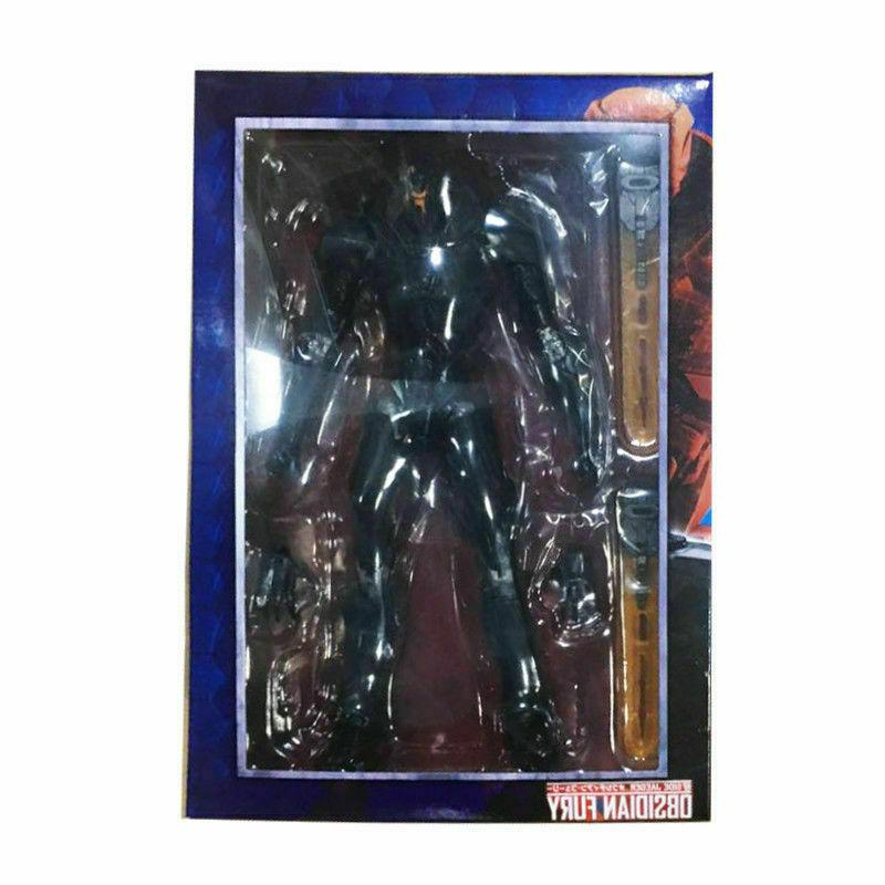 PACIFIC RIM 2 SIDE JAEGER OBSIDIAN ROBOT SPIRITS ACTION TOY