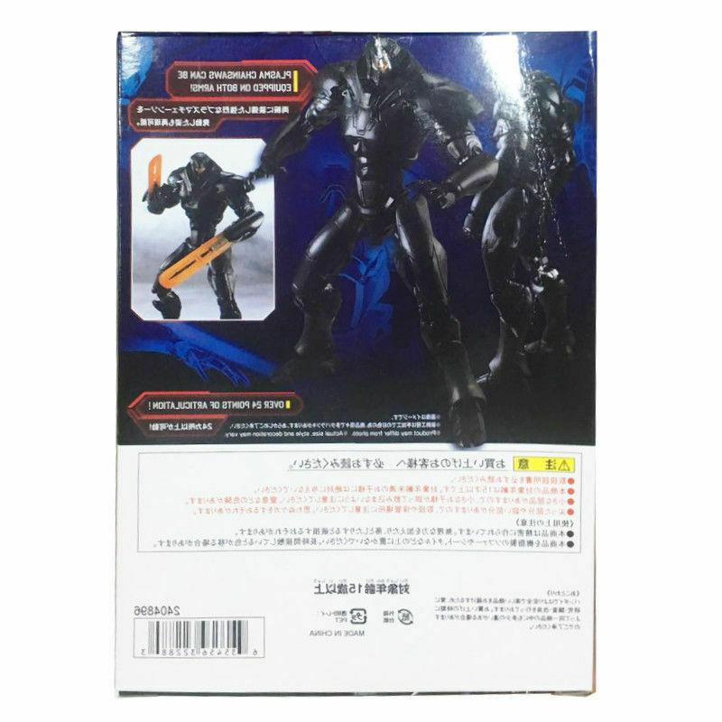 PACIFIC SIDE FURY ROBOT ACTION TOY