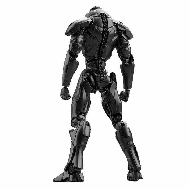 PACIFIC RIM 2 UPRISING SIDE OBSIDIAN ROBOT FIGURE TOY
