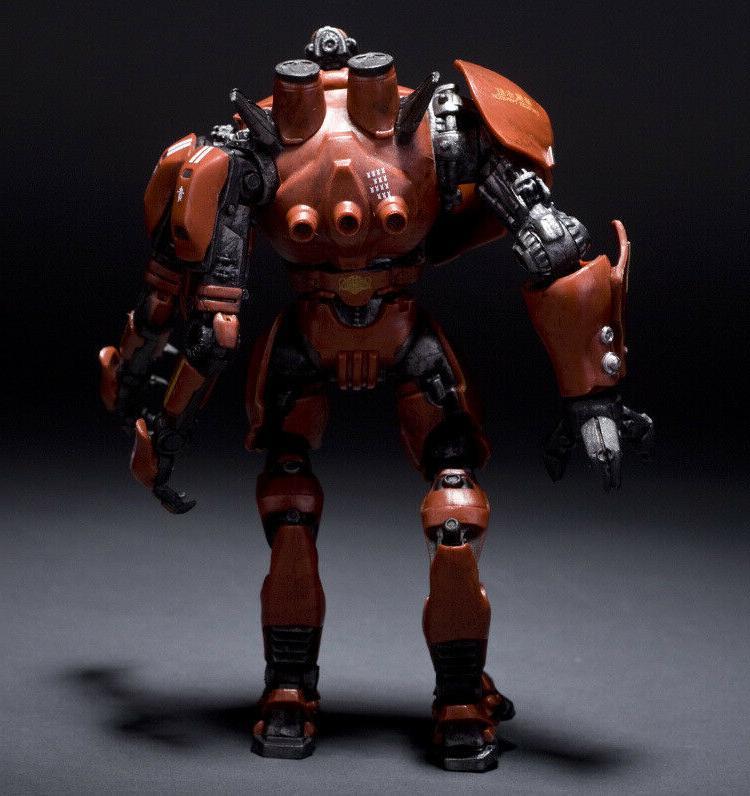 Pacific Jaeger Action Figure Robot