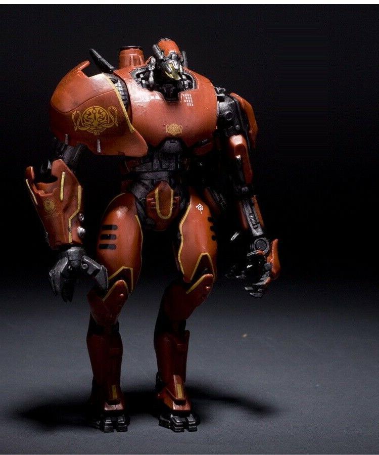 Pacific Jaeger Crimson Robot
