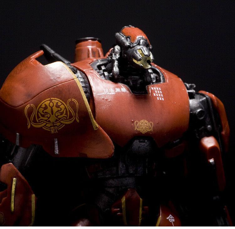 """Pacific Rim Series Jaeger Crimson 7"""" Action Figure"""