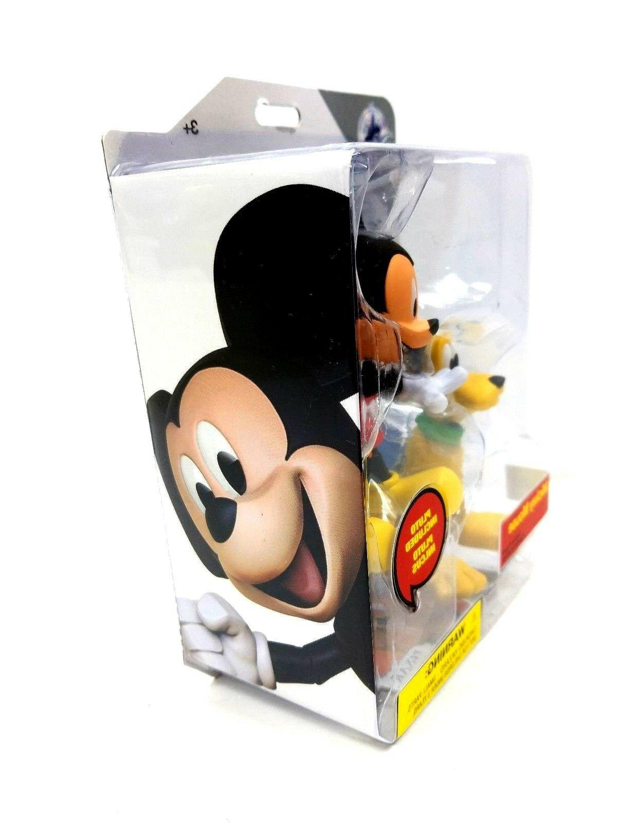 Disney Parks Exclusive Mickey and Action figure