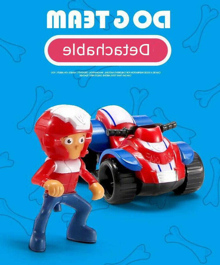 Model Pieces Vehicles Set Mini Toys