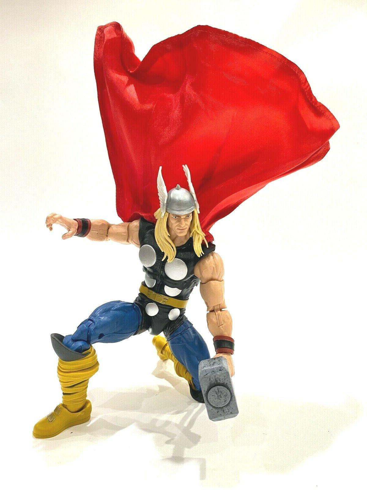 pb c thor red wired cape
