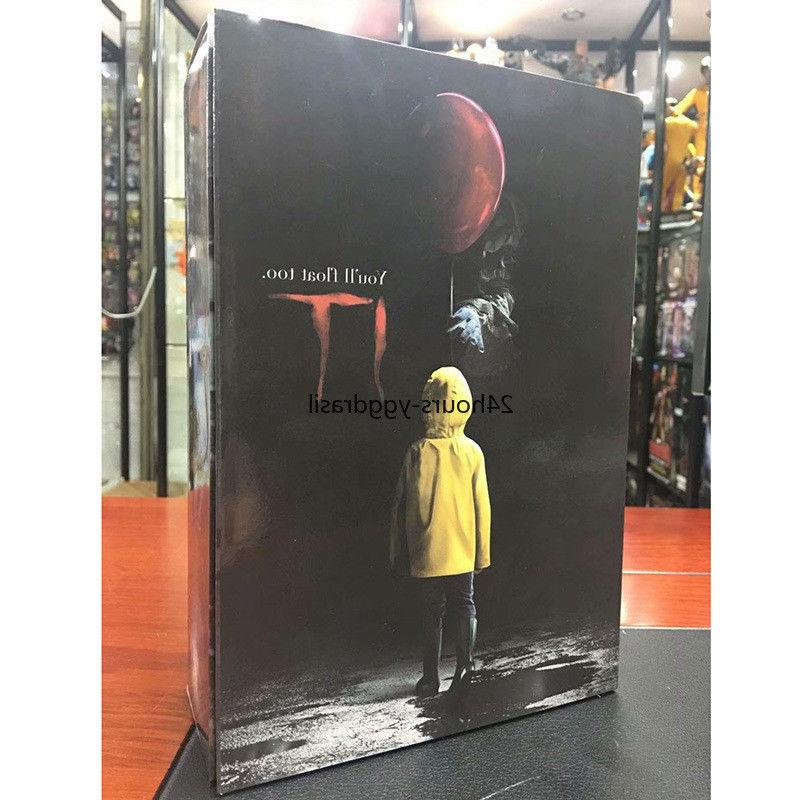 Pennywise IT Ultimate Clown NECA