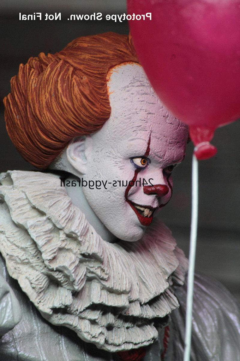 Pennywise IT Ultimate NECA Action